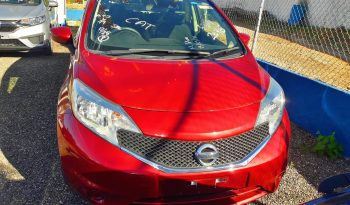 2016-Nissan -Note
